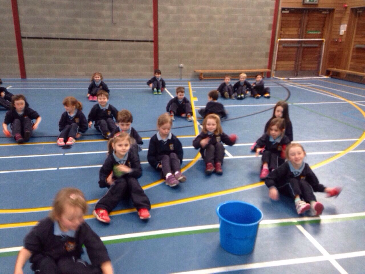 Milford National School » Physical Education