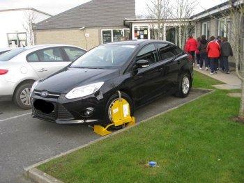 Clamped_Car_MilfordNS