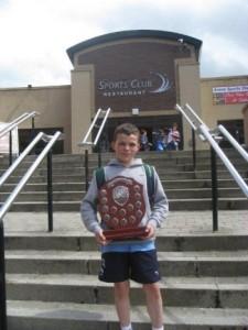 Milford_athletics_2011_captain