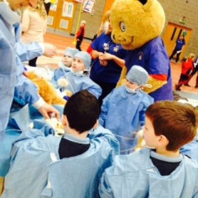 Teddy Bears Hospital
